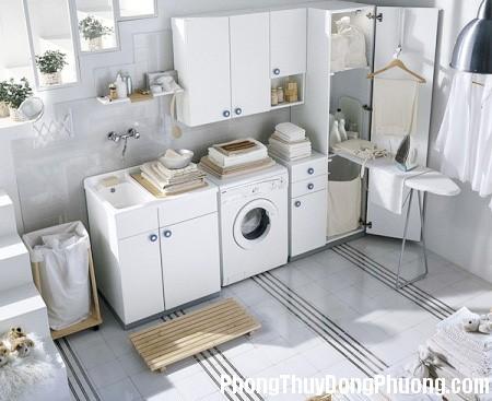 may giat 1466801590 Vị trí đặt máy giặt chuẩn phong thủy đem lại nhiều vận may