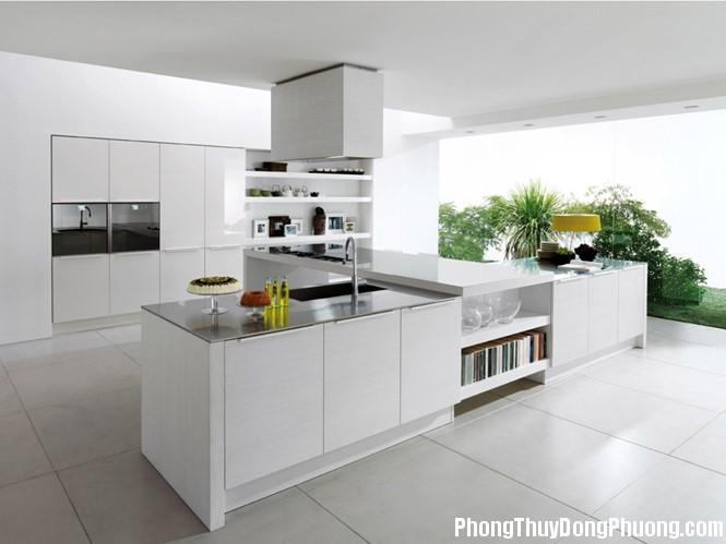 phong thuy bep 1 1461520879 Phong thủy phòng bếp giúp tăng cường vận khí cho nhà ở