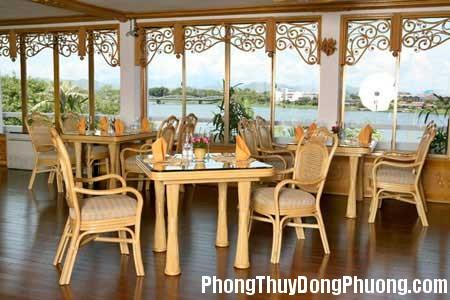 phong thuy nha hang 31 Bố trí nhà hàng, quán bar hợp theo phong thủy