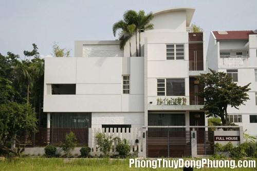 phong thuy nha o 1407209904 Phong thủy cửa chính tăng vượng khí cho nhà ở