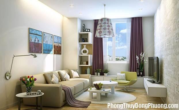 phong thuycafeland 1465382454 Cách hóa giải những lỗi phong thủy khó trị ở căn hộ chung cư