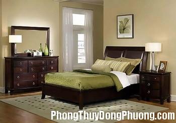 thiet ke phong ngu theo phong thuy 15 Điều kiêng kị cần biết khi thiết kế phòng ngủ
