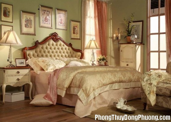 1 1371742606 Bố trí phòng ngủ cho phụ nữ đơn thân nhanh chóng thoát ế