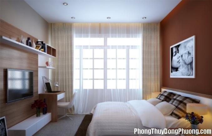 20141024155451458 Phong thủy phòng ngủ đem lại may mắn cho chủ nhân