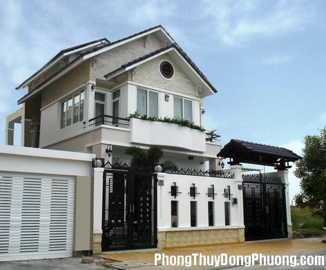 205753baoxaydung 1 Phong thủy hướng nhà và cách khắc phục