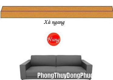 66 445e Bố trí sofa đem lại vượng khí cho nhà ở