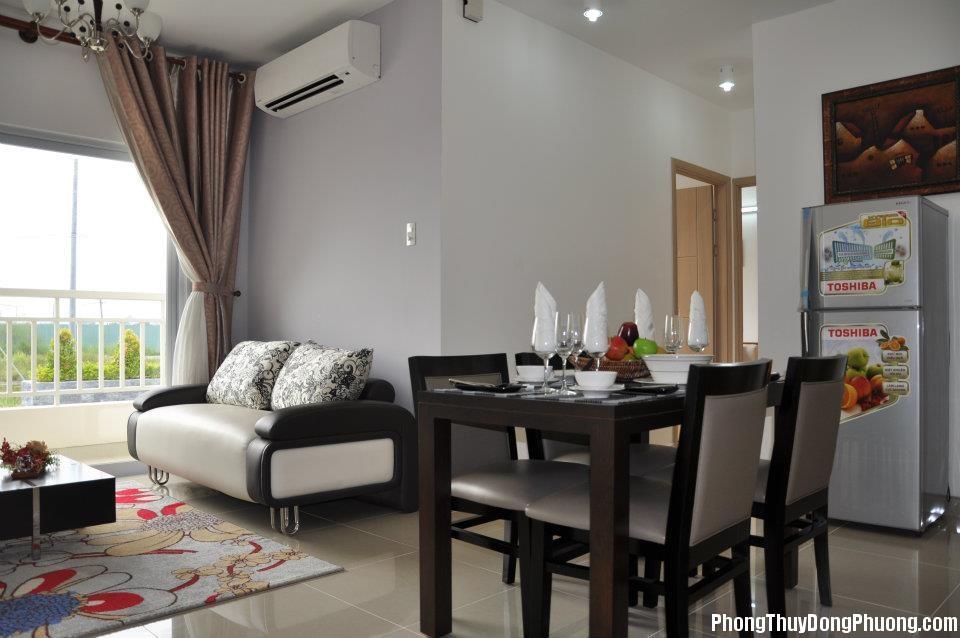 66 b389 Hai căn hộ chung cư đối diện nhau và cách hóa giải