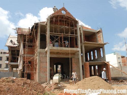 namnhuanxaynhacothuanloi Có nên xây nhà trong năm nhuận ?