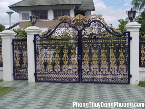 nhungdieucantranhkhithietkecuacongsat Những lưu ý khi thiết kế cửa cổng sắt