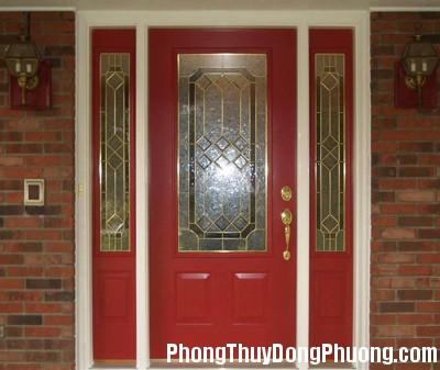 red1 Trang trí màu sắc nhà cửa theo phong thủy