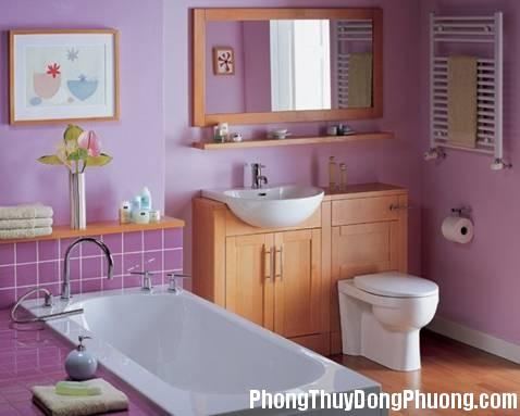20140823085535623 Phòng tắm không nên đối diện cửa ra vào