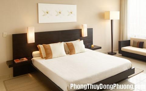 cach bo tri phong ngu mang lai may man  Phong thủy phòng ngủ duy trì sức khỏe tốt cho gia chủ