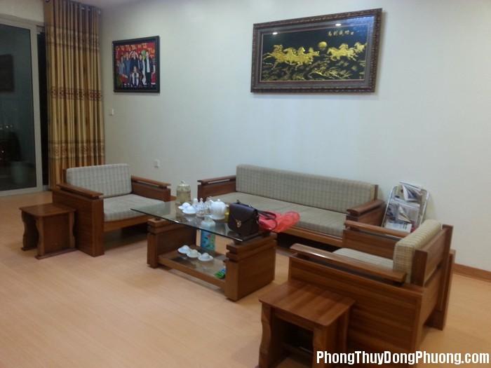 canhonho 5f07 Phong thủy đem lại may mắn cho căn hộ diện tích nhỏ