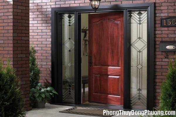 cuac chinh Những kiêng kị phong thủy đối với hệ thống cửa trong nhà