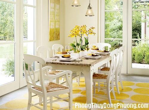 mausac 5832 Những màu sắc có khả năng chiêu tài khai vận cho nhà ở