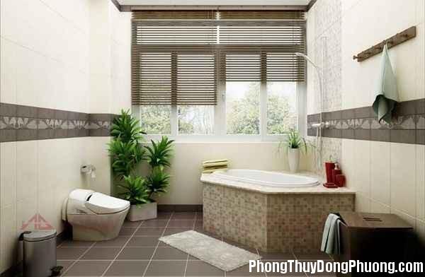 nha ve sinh phunutoday 2249 Phòng tắm đặt hướng dữ càng tốt cho ngôi nhà