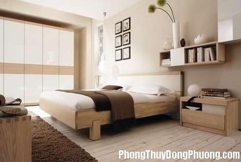 phong ngu hop phong thuy 1418 Những kiểu phòng ngủ dễ khiến vợ chồng ly tán