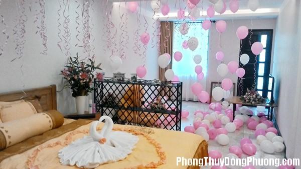 102627 phong tan hon Bố trí phòng ngủ dành cho người sắp lập gia đình