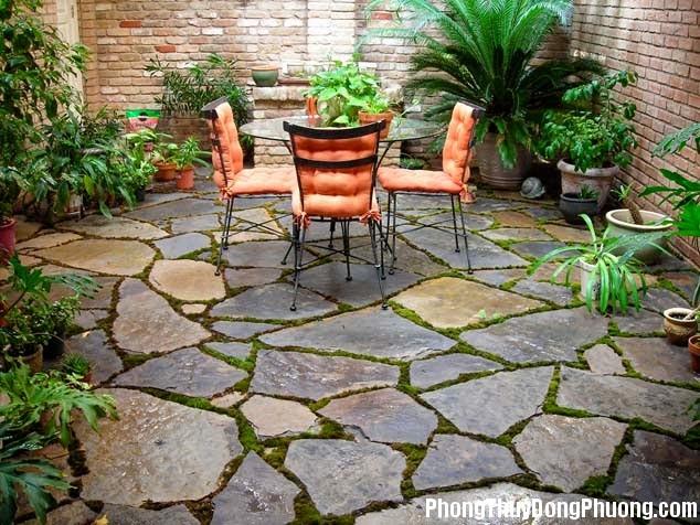 20150421090944 2ce3 Lát đá kín trong sân vườn gây hại nhiều hơn lợi