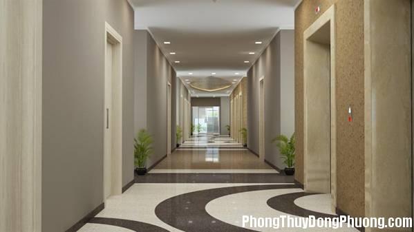 558 cachhoagiaicuanha Cửa nhà đối diện với thang máy làm sao để hóa giải ?