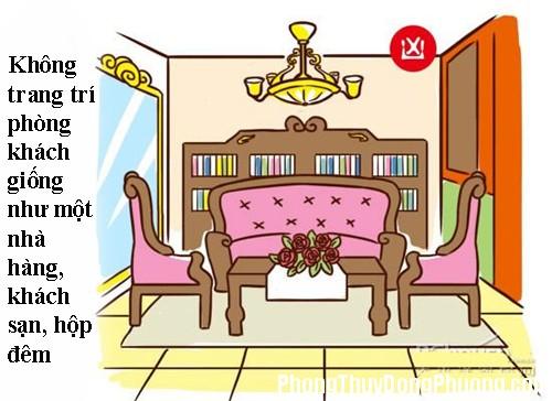 7 cam ky phong khach khien gia dinh gap nhieu xui xeo h6 1482460511 width500height364 Bố trí phòng khách kiểu này hỏi sao gia chủ không nghèo