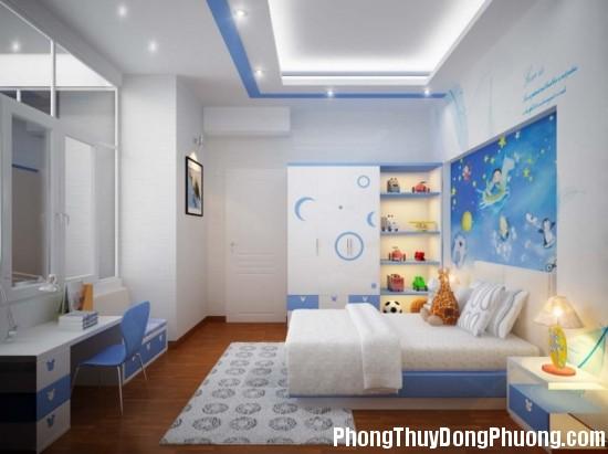 chi dan phong thuy cho phong ngu cua be yeu bb baaadRWefo Nguyên tắc thiết kế phòng ngủ của bé yêu theo phong thủy