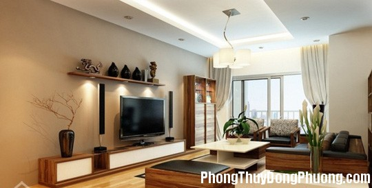 khong gian can ho royal city 1482079110514 Bí quyết khai vận cho căn hộ chung cư hợp phong thủy