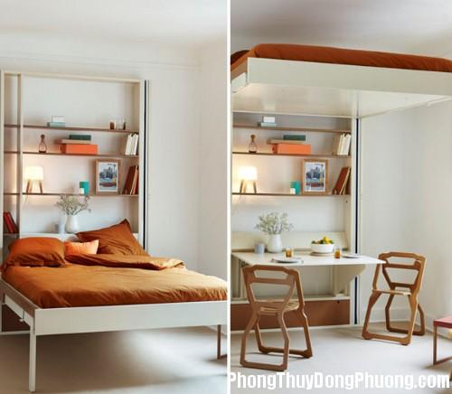 mẫu giường tầng đẹp 3 Bí quyết phong thủy hút may mắn cho nhà nhỏ