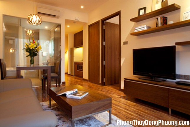 ngaynayphongthuynhachungcu2 Giải pháp phong thuỷ cho nhà chung cư nhiều may mắn