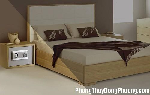 phong thuy ket bac Có nên đặt két sắt trong phòng ngủ hay không ?