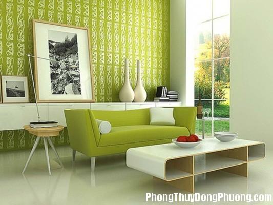 1434352809 vwmag1 vmhm Ý nghĩa và cách bài trí màu xanh lá cây trong phong thủy