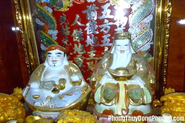 dat ban tho hop phong thuy1 0951 Vị trí đặt tượng Thần Tài giúp gia đình làm ăn phát đạt