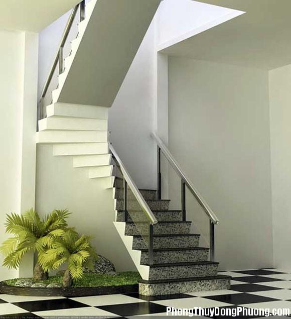 file.390147 Cách bố trí khu vực cầu thang rước may mắn cho nhà ở
