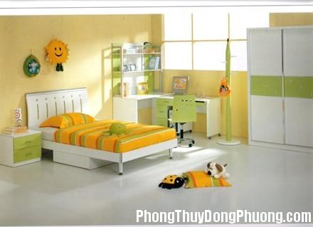 kaf1463719431 MUAT Bí quyết bài trí phòng trẻ em hợp phong thủy