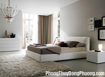 modern bedroom rug curtain UZSA Cách đơn giản đem năng lượng tốt vào trong phong thủy phòng ngủ