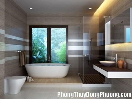 phong thuy nha o 13021 IKBN Nguyên tắc bài trí phòng tắm theo phong thủy hiện đại