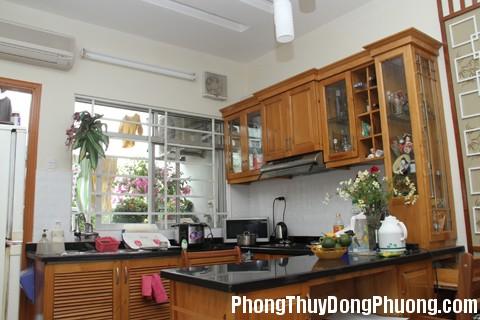 221 Chọn màu sơn hợp phong thủy cho căn bếp hiện đại