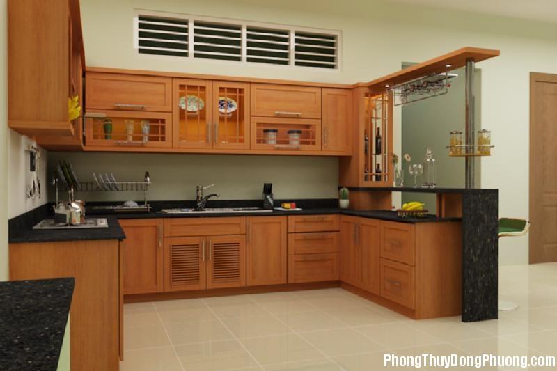 phongthuy 25c2 Thiết kế kệ bếp vừa hợp phong thủy vừa thẩm mỹ cho gian bếp nhà bạn