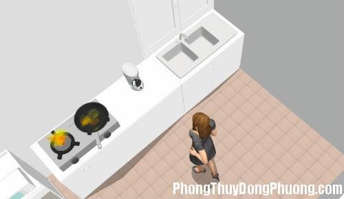 20160629104305109 Cách bố trí bồn rửa cạnh bếp hài hòa không bị xung khắc