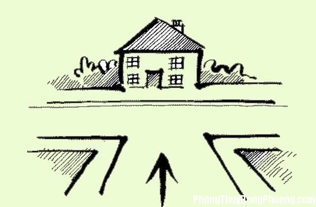 20161006111532 7e18 Những loại sát khí thường gặp trong nhà ở và cách hóa giải