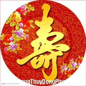 363 Biểu tượng chữ Thọ đem lại bình an cho gia đình