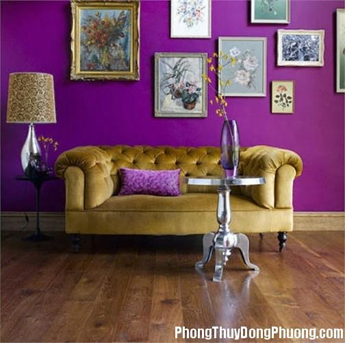 718 Những màu sắc đại kị không nên sơn nhà