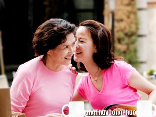 me chong nang dau 11091 Lời khuyên phong thủy giúp hóa giải mâu thuẫn mẹ chồng nàng dâu
