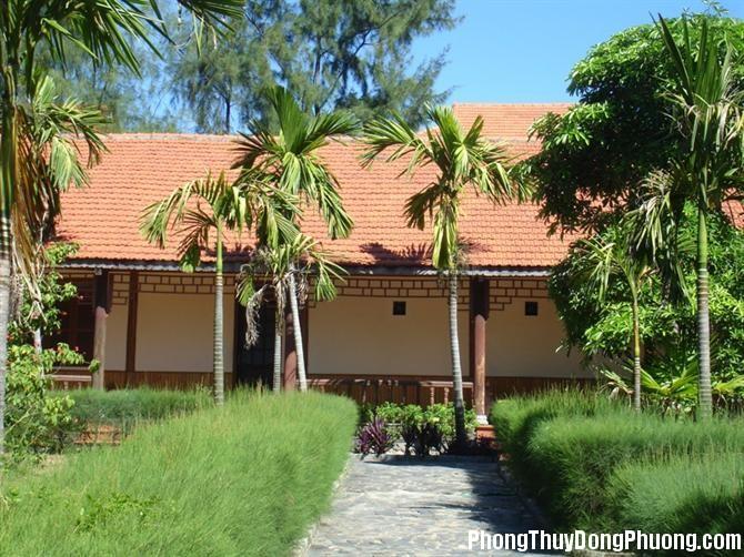 nhavuon10 Phong thuỷ nhà vườn và những điều bạn nên biết