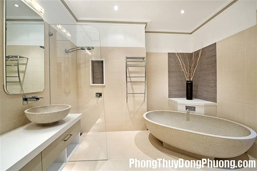 phong thuy 25091 Cách khắc phục khi nhà vệ sinh thẳng cuối giường
