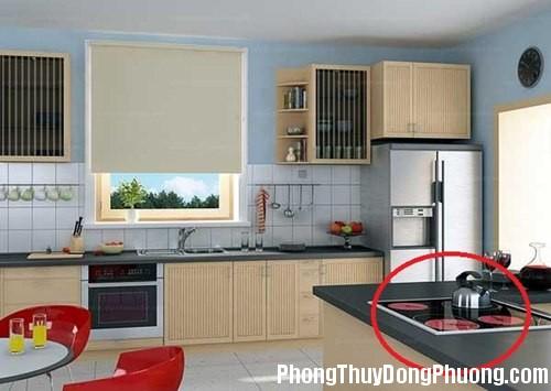 66 a1e6 Một số kiêng kỵ trong phong thủy phòng bếp cần tránh