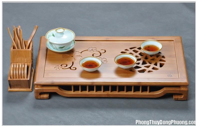 go va tre Học 'bí kíp' trang trí phòng khách vừa giản dị lại vừa hợp phong thủy của người Nhật