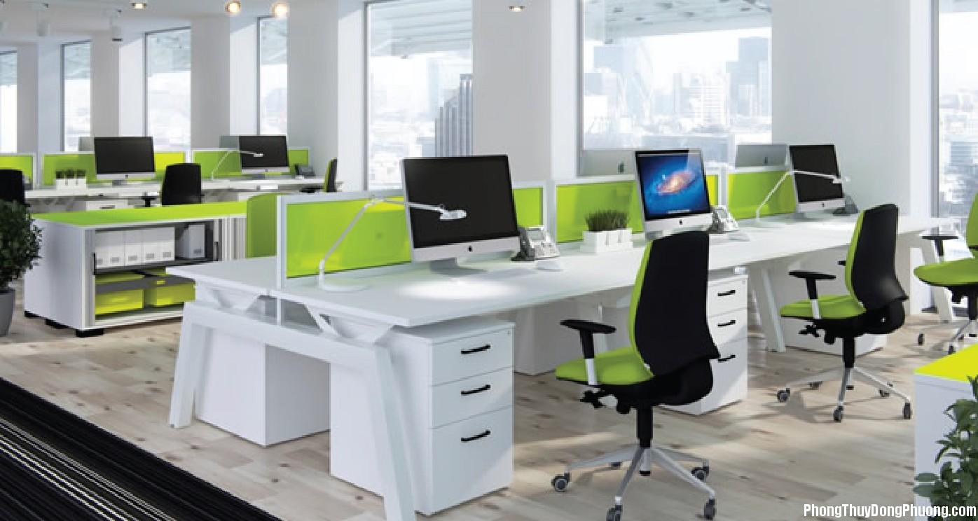 hinhanhphongthuybanlamviecdanhchonhanvien 1474973847 Phong thủy thành công dành cho nhân viên văn phòng