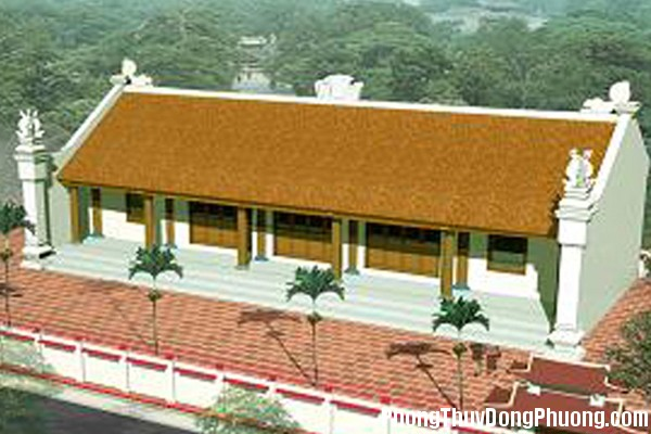 kieng ky phai tranh khi xay nha tho ho neu khong muon lam an lun 1 Kiêng kỵ  cần phải tránh khi xây nhà thờ họ nếu không muốn làm ăn lụn