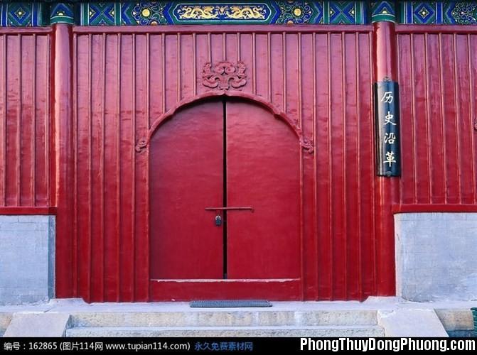 phong thuy mau sac toi ky cho cua chinh khong the khong biet 1 Phong thủy: Màu sắc tối kỵ  dành cho cửa chính không thể không biết